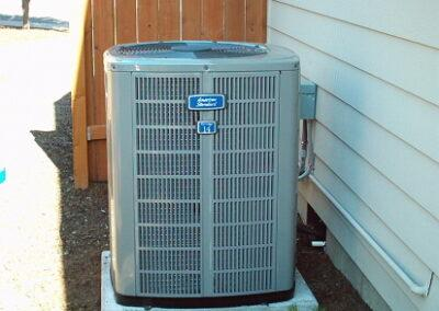 Air Conditioner Advanced Air Systems Vancouver WA