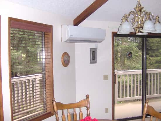Daikin Ductless Installation Vancouver WA
