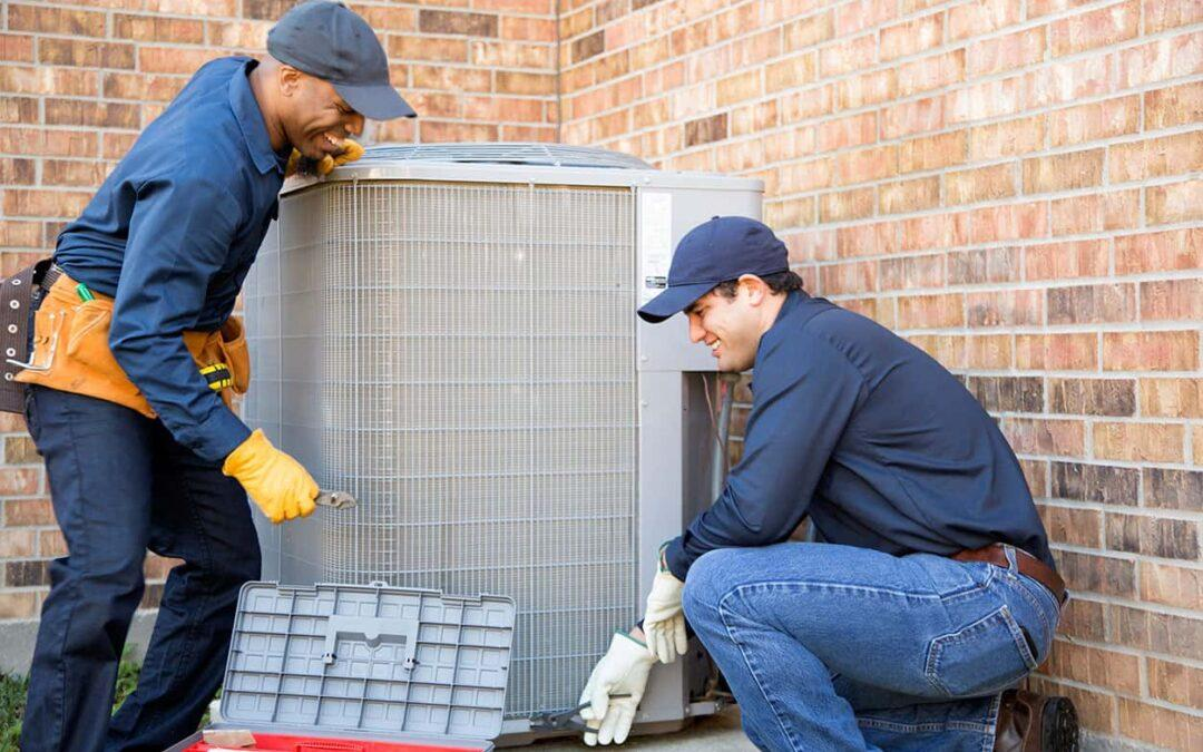 Spring Cleaning: Get Your Air Conditioner Cleaned Before It Gets Hot!