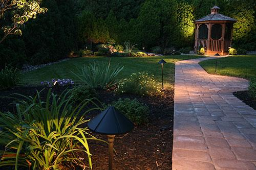 Outdoor Lighting Electrical Installation
